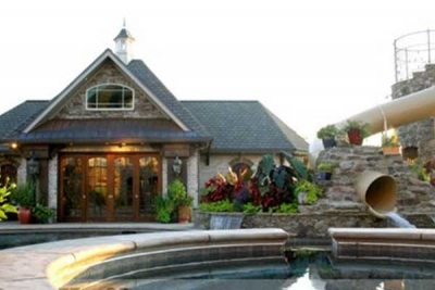 Luxurious Outdoor Living